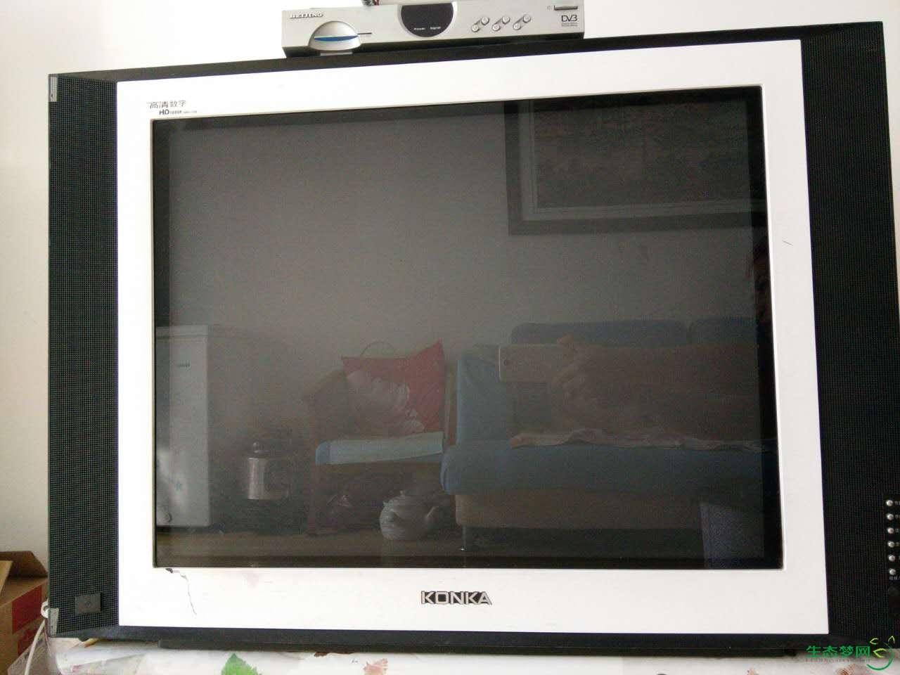 转让怀旧康佳电视机